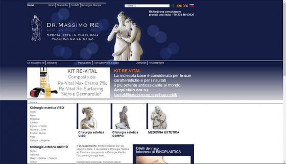Dr. Massimo Re - Home-page